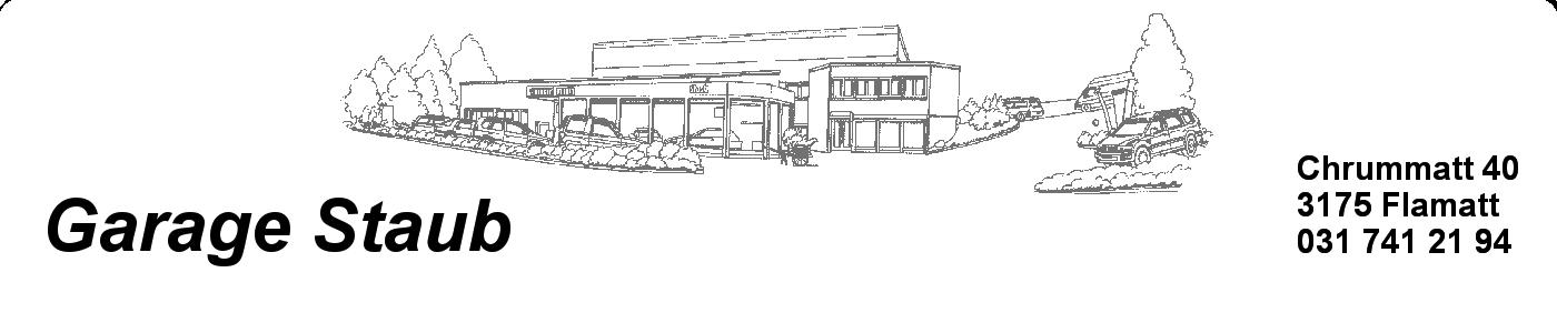 Garage Staub